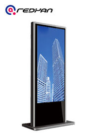 China Indoor Shopping Mall Standing Digital Signage LCD Display Full Definition 1080P supplier