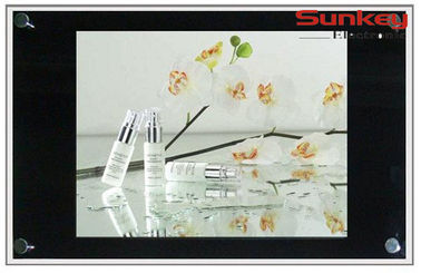 China Metal Interactive Infrared Touch Screen Frame LCD Windows 22 Inch Frame supplier