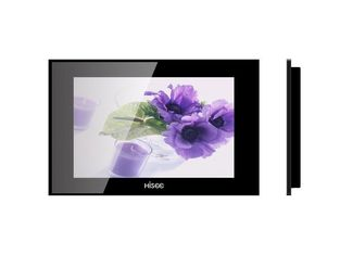 "China PC LCD Infrared Multi Touch Screen , IR Touch Screen Monitor 22 "" Display supplier"