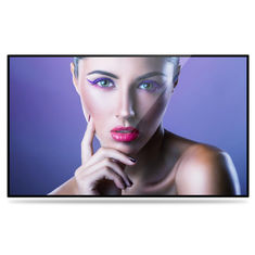 China Wall Mount LCD Advertising Player , LCD Advertising Board Software Split supplier