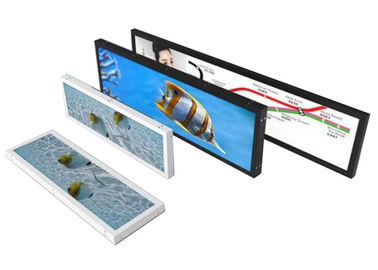 China Wifi Stretched LCD Display Full HD Picture Resolution Easy Installation supplier