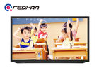 China 75 Inch 450nits Interactive Screens For Education With Teaching Software factory
