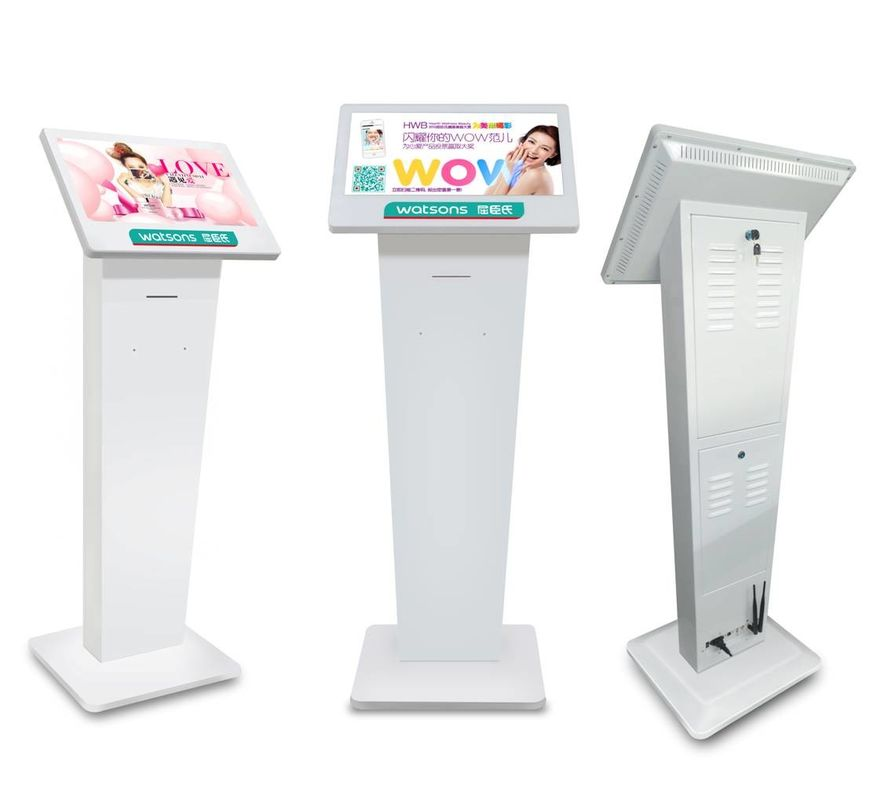 Self Service KIOSK Digital Signage Retail ,  32'' All In One Touchscreen Displays