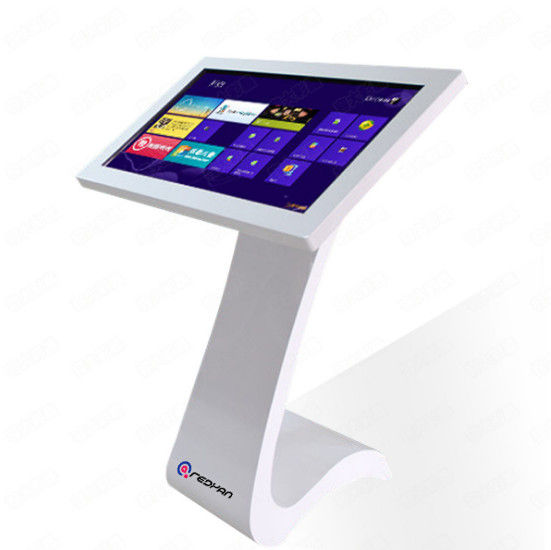 Horizontal Touch Screen IR 12 point Touch Table Shopping Guide or Wayfinding