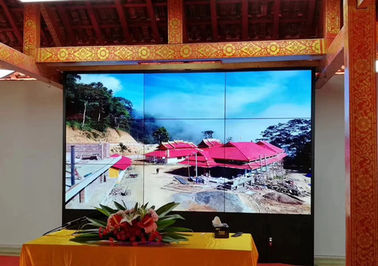 Windows Os Indoor Lcd Video Wall Digital Signage Display In Thailand Temple