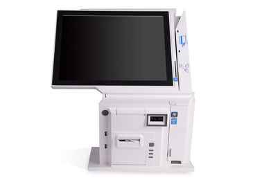 12.5 Inch Touch POS Machine , All In One Pos Machine Industrial Level Android OS